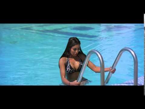 Hot Model in Bikini