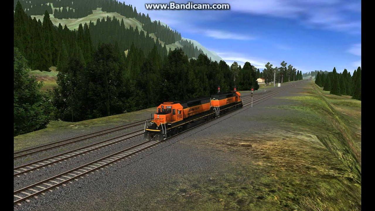 Trainz 12 @ Essex - Marias Pass by Benjamin