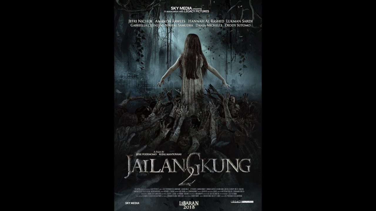 LIVE Streaming | Film Horor Indonesia Terbaru Jailangkung ...