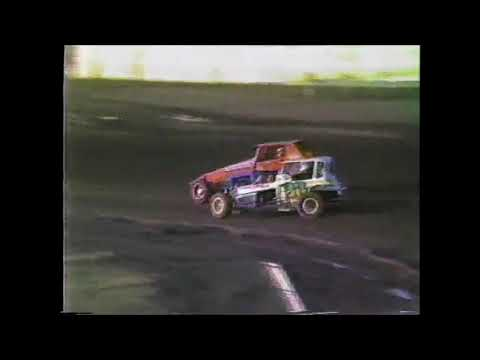 06/13/1987  Wilmot Speedway  - Modified  - Heats