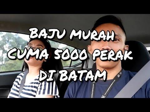 BAJU MURAH CUMA 5000 PERAK DI BATAM