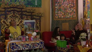 La pratica dei 35 Buddha di purificazione con Lama Gangchen Rinpoche (inglese – italiano) – 6/7 aprile 2019