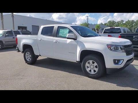 2019 Chevrolet Colorado New Smyrna Beach, Port Orange, Edgewater, Daytona Beach, Deland, FL 1356903