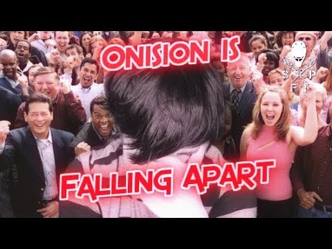 ONISION AT WAR WITH THE IRS
