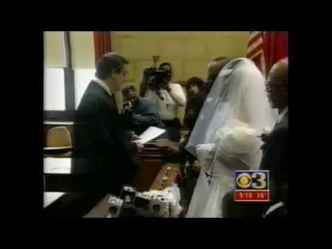 Judge Panepinto's Wedding Video with Adoption Program