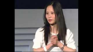 Dvě kultury, jedna tvář: Thu Trang Do at TEDxPrague 2013
