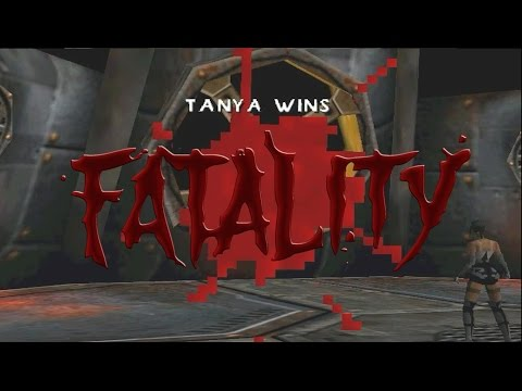 Mortal Kombat Stage Fatality (Sounds MK9)