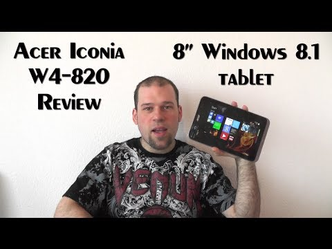 ACER ICONIA W4-820P TABLET WINDOWS 7 X64 DRIVER DOWNLOAD