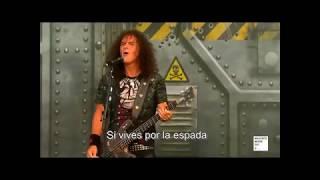 Скачать Accept Die By The Sword Subtitulada En Español
