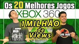 🌎 Os 20 Melhores Jogos de Xbox 360