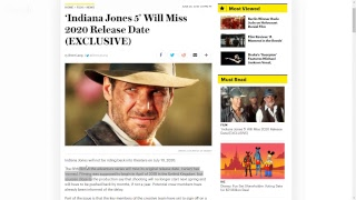 If You Hated Solo, Wait Until You See Indiana Jones 5!