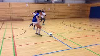 Match day 9.1.18- Luxembourg EY W-EIB W