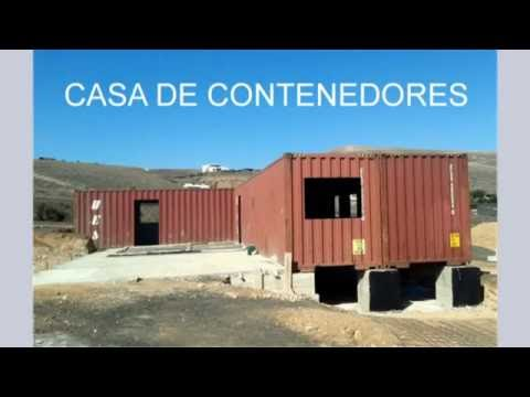 Casa contenedores 3 youtube - Contenedores como casa ...