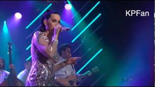 Repeat youtube video Katy Perry - Dark Horse (live acoustic @ Virgin Mobile Mod Club Toronto Canada 2013)