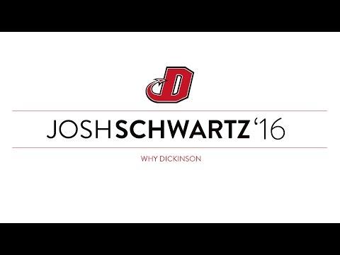 Why Dickinson: Josh Schwartz