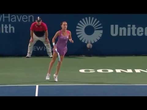 Agnieszka Radwanska Hot Shot | 2016 Connecticut Open