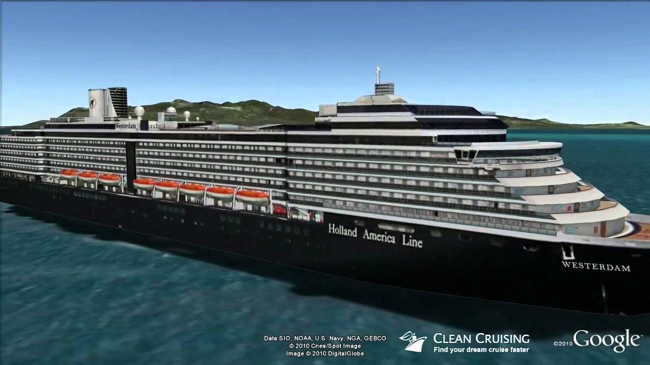 Westerdam Virtual Ship Tour Youtube