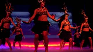 Te Rahiti Nui Winter Showcase 2018 - Opening Number