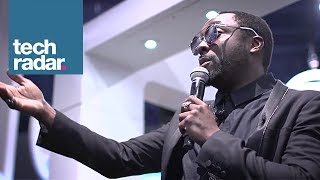 Will.i.am And 3D Systems @ CES 2014