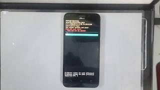 Asus Zenfone 5 Hard Reset Pattern Reset