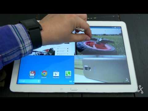 Samsung Galaxy Note Pro, review en español