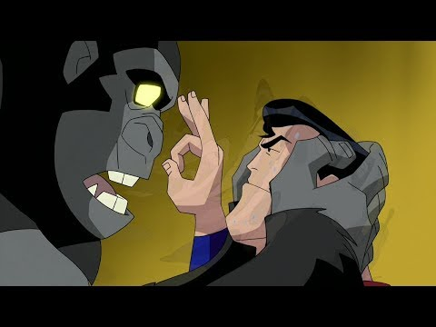 Gorilla Grodd and Click On The Nose!