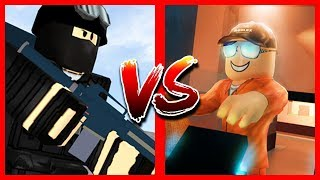 ROBLOX JAILBREAK VS PRISON LIFE!! (Old Jailbreak Game)
