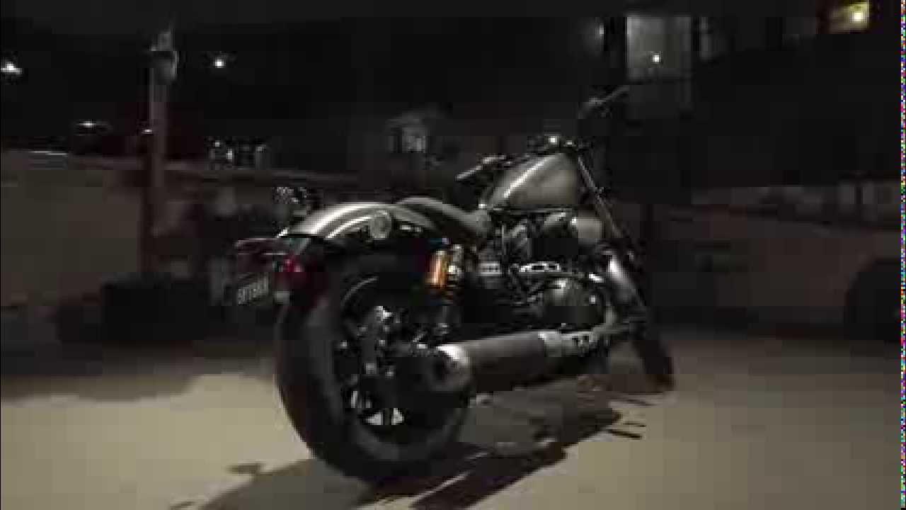 画像: Bolt vs Harley 883 Comparison video www.youtube.com