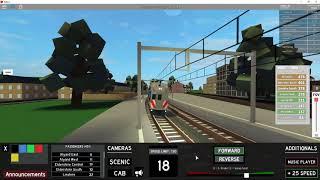 Highliner | Terminal Railways| Roblox