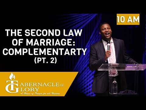 Gregory Toussaint | The Second Law of Marriage: Complementarity (2nd Part) | TG I 10 AM