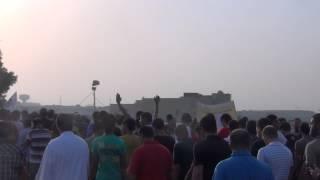 سترة : لقطات مسيرة ختام فاتحة الشهيد حسن عبدالله 22/9/2012