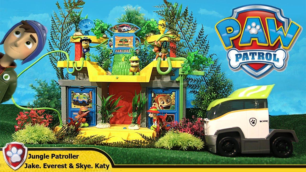 Щенячий патруль новые мультики 2016 Paw Patrol cartoon toys щенки .