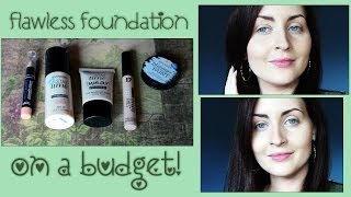 Flawless Foundation | On A Budget!