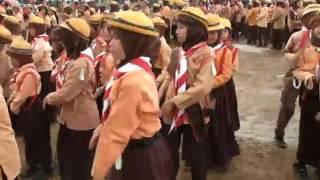 Senam Pinguin   Pasukan Pinguin   Pramuka Kwarcab Tapanuli Selatan Pinguin Dance