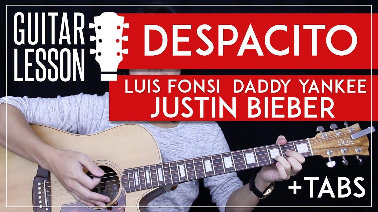 Despacito Luis Fonsi Guitarzero2hero