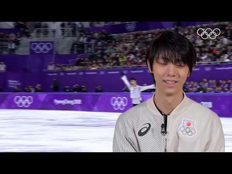 2018/02/19 /Yuzuru Hanyu Interview for Weibo - Pyeongchang 2018 (Subs in CC)