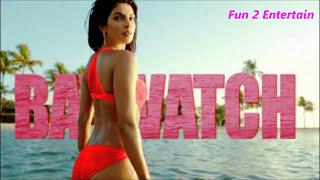 Priyanka Chopra BAYWATCH Official Trailer with cleavage Scenes