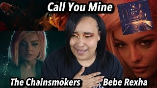 *NEW* The Chainsmokers, BeBe Rexha - CALL YOU MINE (Official Music Video) REACTION |STUCK IN MY HEAD