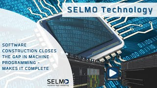 SELMO (Sequence Logic Modelling): PLC Innovation for truly digital machines