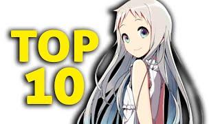 Top 10 anime serien[deutsch/german]