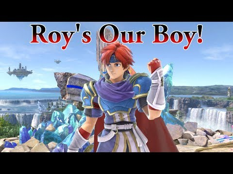 (APRIL FOOLS) Roy's Our Boy! Opening 3 (Super Smash Bros. Ultimate Machinima) thumbnail
