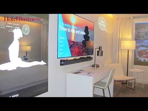 Marriott, Legrand, Samsung Reveal IoT Guestroom of the Future