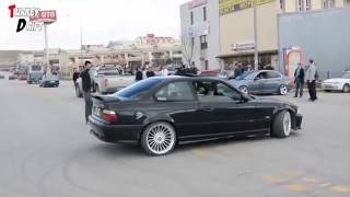 ANKARA BMW DRIFT E36 E39