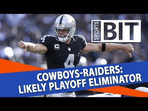 Dallas Cowboys at Oakland Raiders | Sports BIT | NFL Picks