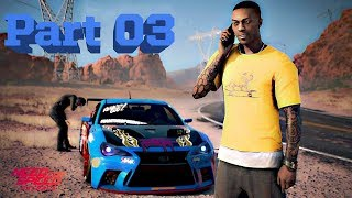 NEED FOR SPEED PAYBACK Walkthrough Gameplay Part 3 | Gathering Crew Member | (NFS Payback)
