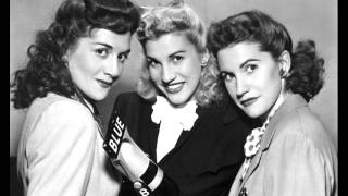 The Andrews Sisters - The Wedding Of Lili Marlene 1949 Gordon Jenkins & His Orchestra