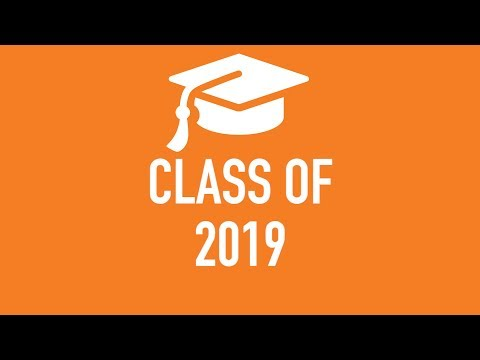 Birmingham City University, Class Of 2019.