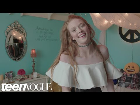 #ClaimTheDress for Prom With Larsen Thompson