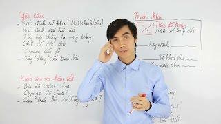 Hướng dẫn cách viết bài chuẩn SEO - Đào tạo SEO VietMoz