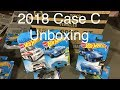 Hot Wheels 2018 - Case C Unboxing & $TH Giveaway info!